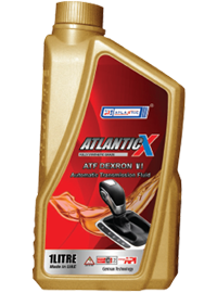 ATLANTIC ATF D6 - Fully Synthetic